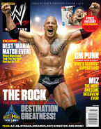 WWE Magazine March 2013