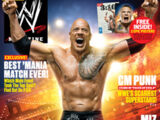 WWE Magazine - March 2013