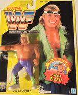 WWF Hasbro 1993 Owen Hart