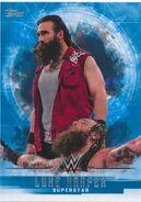2017 WWE Undisputed Wrestling Cards (Topps) Luke Harper 23