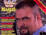 WWF Magazine - April 1990