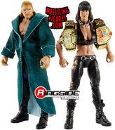 Chyna & Triple H (WWE Elite 2-Packs)