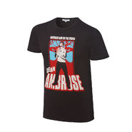 Dean Ambrose Unhinged and on the Fringe T-Shirt