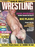 Gold Belt Wrestling - June 1987