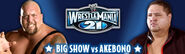 WM21 Show vs Akebono