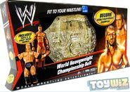 WWE Wrestling World Heavyweight Championship Belt