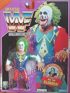 WWF Hasbro 1993 Doink Purple
