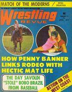 Wrestling Revue - January 1974