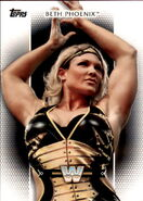 2017 WWE Women's Division (Topps) Beth Phoenix 44