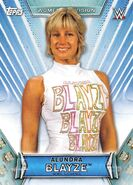 2019 WWE Women's Division (Topps) Alundra Blayze 52