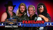 HOF 2016 Fabulous Freebirds