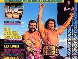 WWF Magazine - October 1993