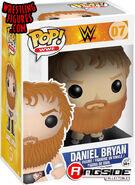 Pop WWE Vinyl - Daniel Bryan