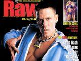WWE Raw Magazine - April 2003
