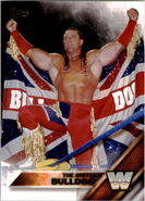 2016 WWE (Topps) The British Bulldog 57