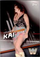 2016 WWE Divas Revolution Wrestling (Topps) Leilani Kai 9