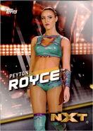 2016 WWE Divas Revolution Wrestling (Topps) Peyton Royce 42