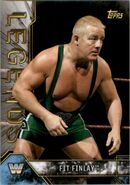 2017 Legends of WWE (Topps) Fit Finlay 34