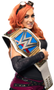 Becky lynch smackdown womens champion by nibble t Deviantart