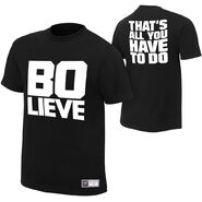 Bo Dallas BO-LIEVE NEW T-Shirt
