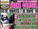 CMLL Guadalajara Martes (May 7, 2019)