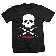 Cliff Compton Death Proof Compton Shirt
