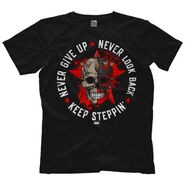 Dustin Rhodes - Never Give Up Shirt