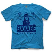 Randy Savage Macho Man Savage by 500 Level T-Shirt