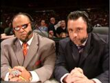 Michael Cole & Tazz