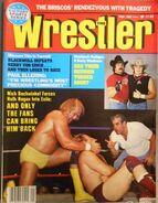 The Wrestler - September 1983