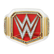 WWE Women's World Championship Commemorative Title (2016)