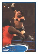 2012 WWE (Topps) Jey Uso 18