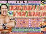 CMLL Super Viernes (March 6, 2020)