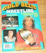Gold Belt Wrestling - April 1991