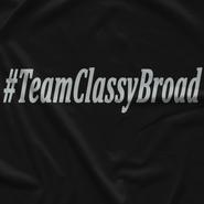 Heather Owens Team Classy Broad Shirt