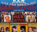 NAW War Games