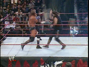 Royal Rumble 2000 Triple H chair shot