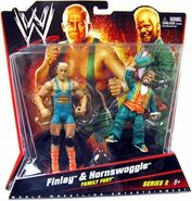 WWE Battle Packs 2 Finlay & Hornswoggle