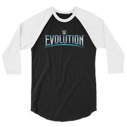 WWE Evolution 2018 Logo Sleeve Raglan Shirt
