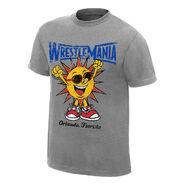 WrestleMania 33 Fun in the Sun Youth T-Shirt
