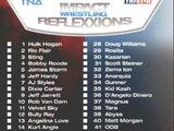 2012 TNA Impact Wrestling Reflexxions Trading Cards (Tristar) Checklist