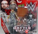 WWE Battle Packs 41 Dudley Boyz
