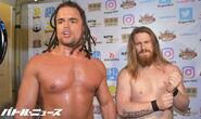 ROH-NJPW Honor Rising Japan 2018 - Night 2 6