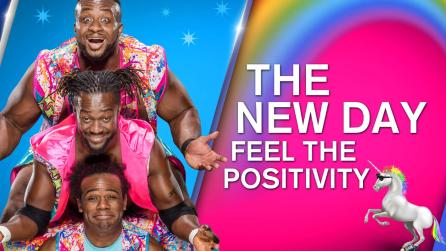 Watch WWE The New Day: Feel the Power 11/1/20