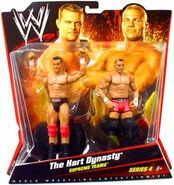 WWE Battle Packs 4 Tyson Kidd & DH Smith