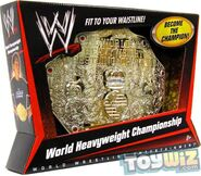WWE Wrestling Championship Belt World Heavyweight Championship