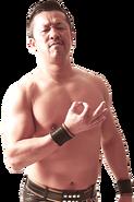 Yoshinobu Kanemaru NJPW