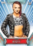 2019 WWE Women's Division (Topps) Ruby Riott 12