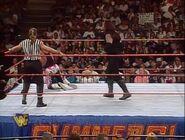 A Grave Mistake Bret vs Shawn The Rivalry 9