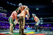 CMLL Martes Arena Mexico (August 27, 2019) 5